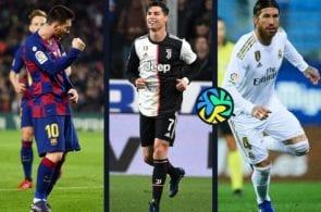 Ultimate XI: Best players of the last decade, Cristiano Ronaldo, Lionel Messi, Sergio Ramos