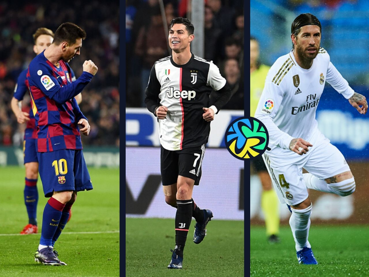 Ultimate XI: Best players of the last decade, Cristiano Ronaldo, Lionel Messi, Sergio Ramos
