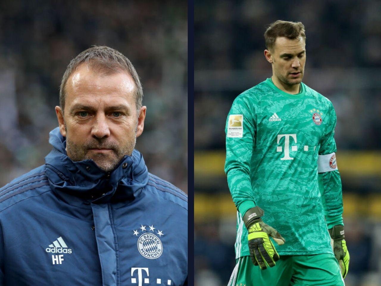 Bayern Munich Hans-Diter Flick Bundesliga