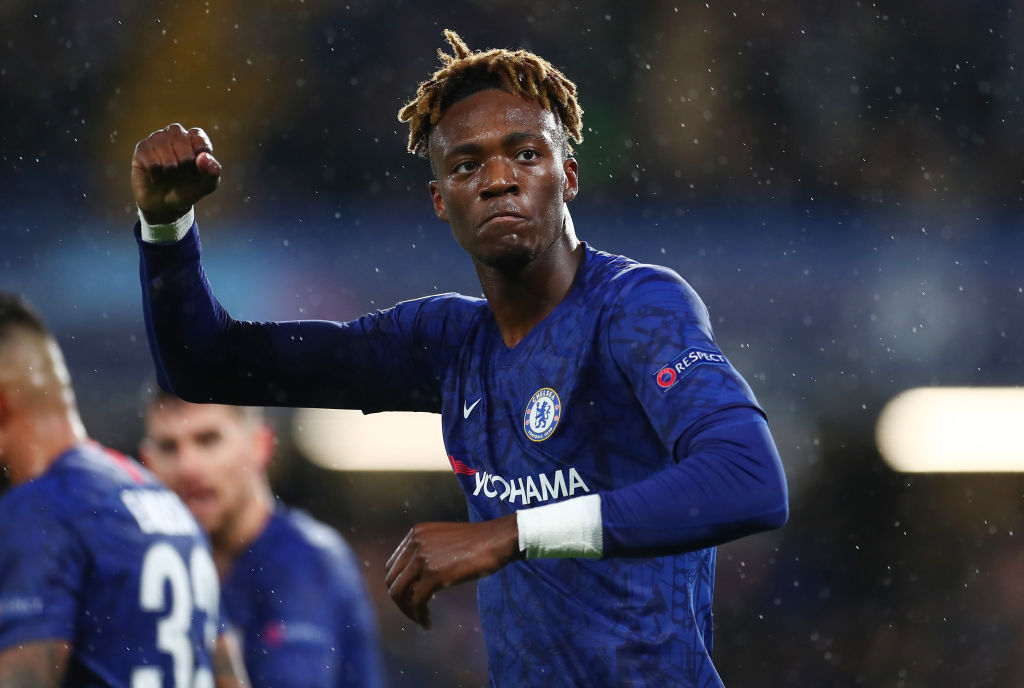 tammy abraham, chelsea, premier league