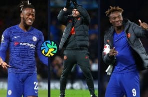 Frank Lampard Chelsea Blues Tammy Abraham