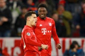 Bayern Munich, Tottenham