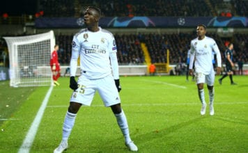 Club Brugge KV v Real Madrid: Group A - UEFA Champions League image