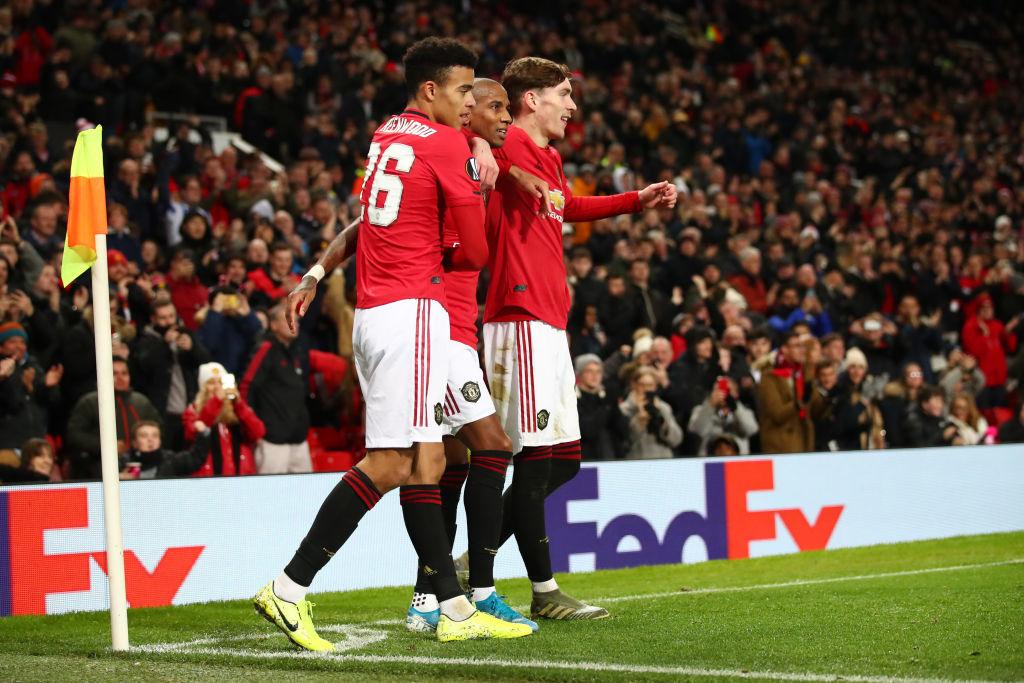Manchester United, Europa League