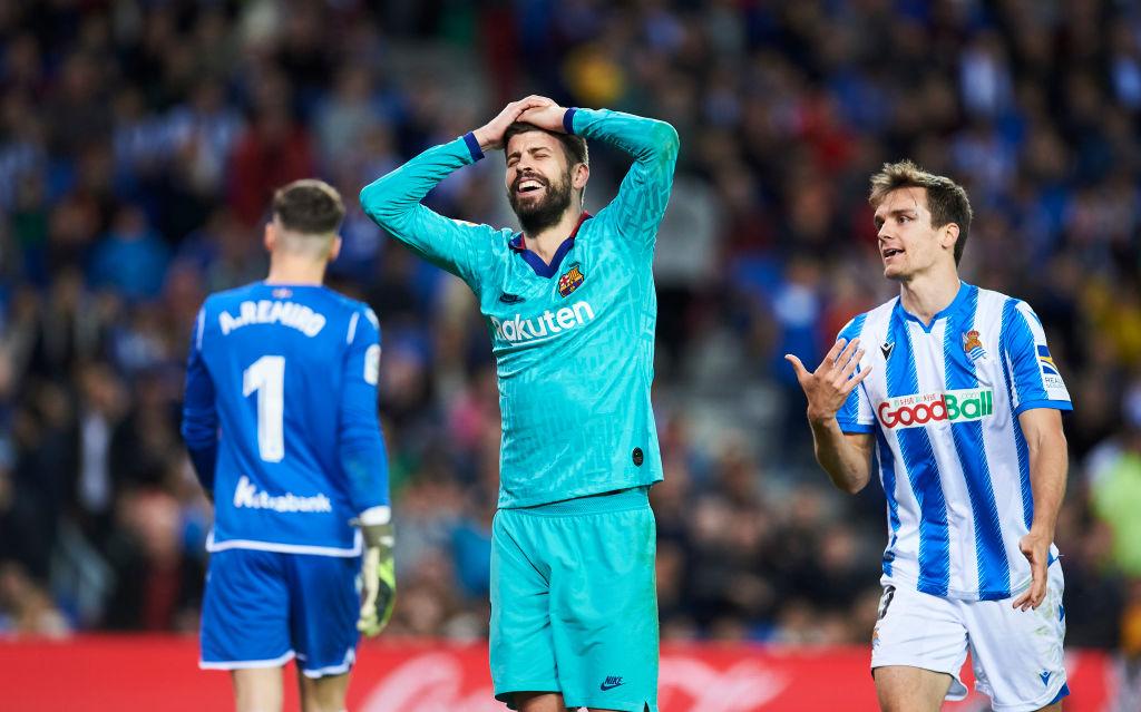 Gerrard Pique, FC Barcelona