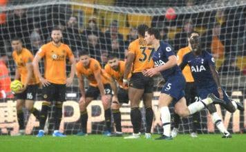 Wolverhampton Wanderers v Tottenham Hotspur - Premier League image