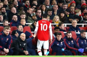 mesut ozil, arsenal, premier league