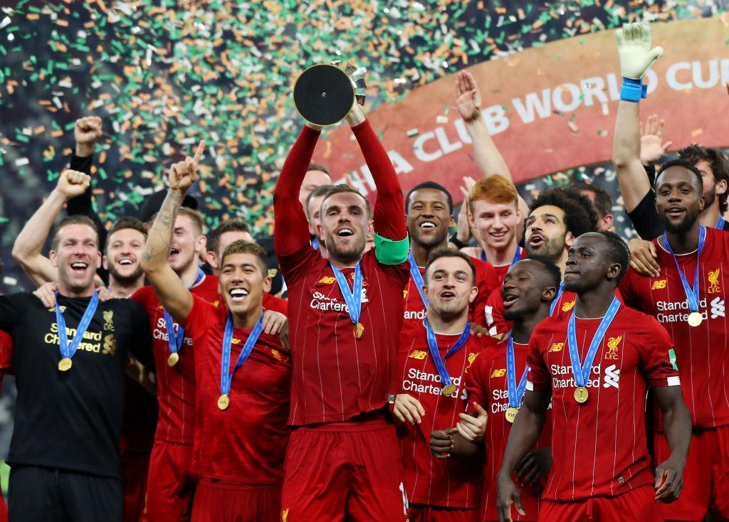 Jordan Henderson, Liverpool, Club World Cup