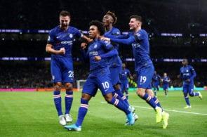 Tottenham 0-2 Chelsea - Players' ratings