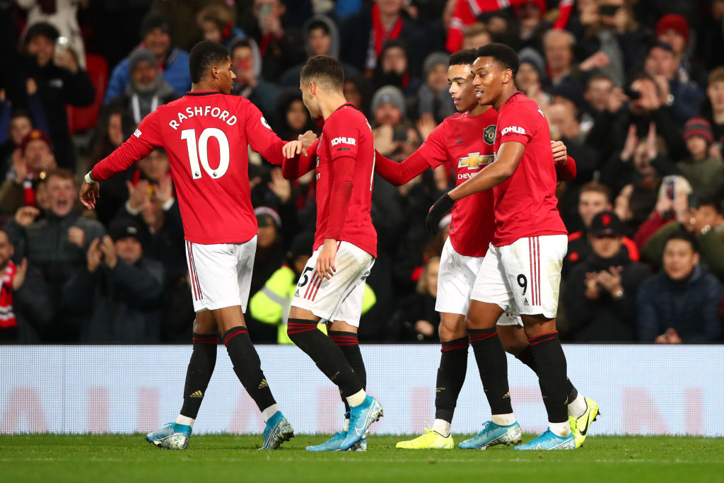 Video United Come From Behind To Punish Newcastle Ronaldo Com