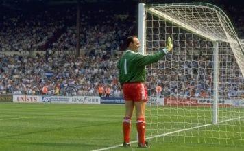 Bruce Grobbelaar of Liverpool image