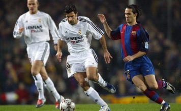 Barcelona v Real Madrid image