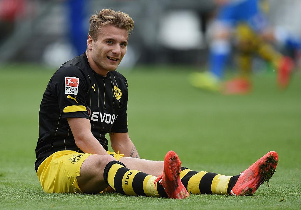 Ciro Immobile - Borussia Dortmund