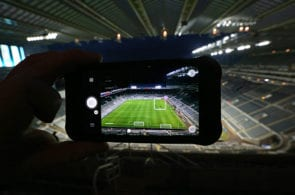 iPhone, football, soccer, games