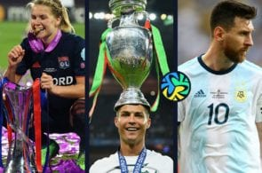 The 5 biggest football events in 2020