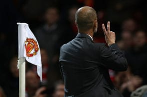 Pep Guardiola, Manchester United