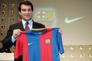 FC Barcelona Launches New Kit