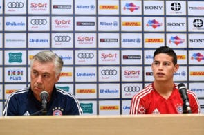 ICC Singapore FC Bayern Press Conference