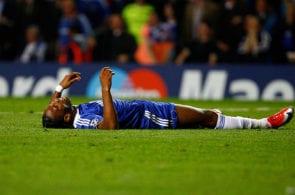 Chelsea v Barcelona - UEFA Champions League Semi Final