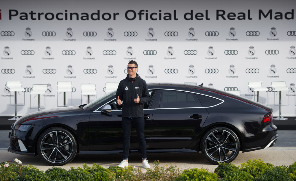 Cristiano Ronaldo, Audi RS6, Juventus, Portugal