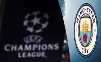 FC Basel v Manchester City - UEFA Champions League Round of 16: First Leg image