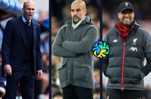 The 5 greatest football managers of the last decade