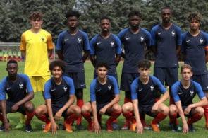 Italy U16 v France U16 - International Friendly