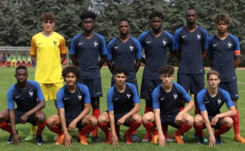 Italy U16 v France U16 - International Friendly image