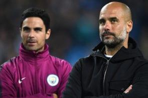 Manchester City v Brighton and Hove Albion - Premier League