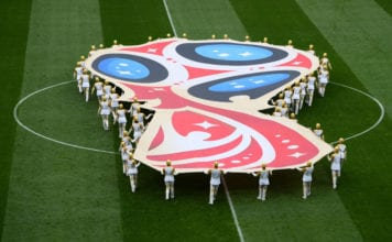 Russia v Saudi Arabia: Group A - 2018 FIFA World Cup Russia image