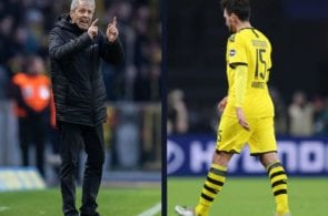 Hummels addresses reports of a fallout with the manager
