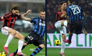 Ibrahimovic reveals how he purposefully sent Materazzi to the hospital image