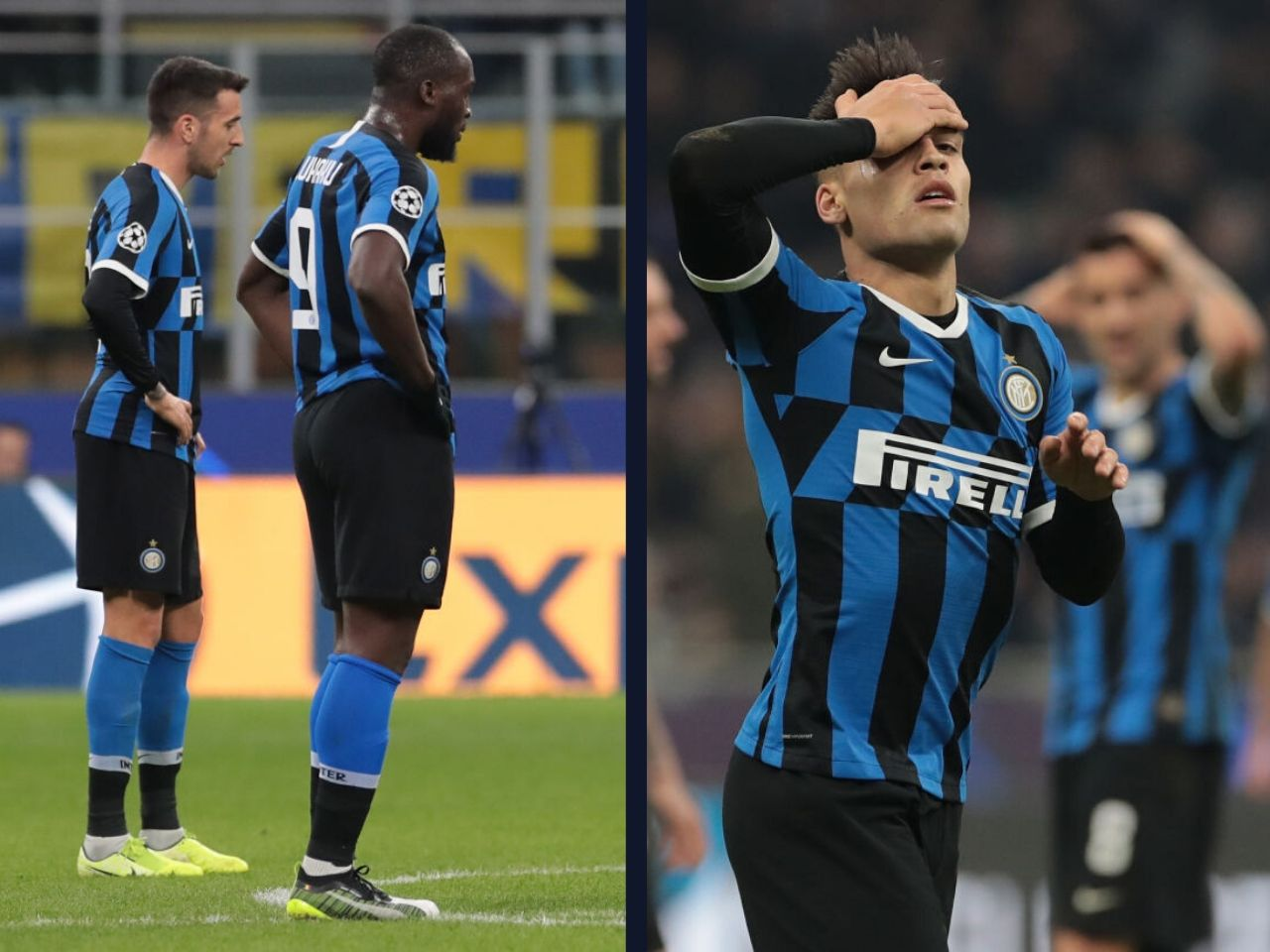 Inter Milan, Serie A, Champions League