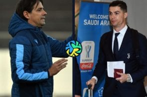 Inzaghi lauds Ronaldo He is a champion