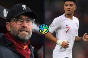 Klopp gives a mystical answer about potential Sancho signing