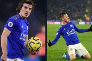 Caglar Soyuncu, Leicester City, Premier League, James Maddison