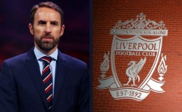 Liverpool take a stance No England games at Anfield image