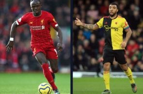 Ismaila Sarr, Sadio Mane, Liverpool, Watford, Premier League, Troy Deeney