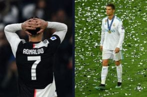 Mendes claims that Ronaldo would've won the Ballon d'Or if he was a Real Madrid player