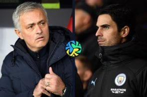 Mourinho rants at Arsenal's Arteta appointment