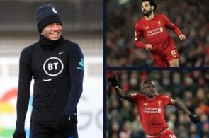 Oxlade-Chamberlain hilariously blasts Mane and Salah