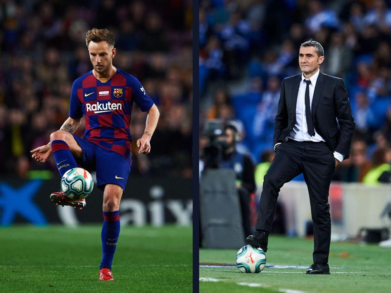 Ivan Rakitic, FC Barcelona, Real Madrid, La Liga