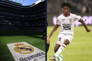 Eduardo Camavinga, Real Madrid, Rennes, Ligue 1