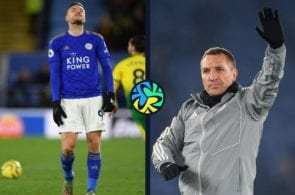 Rodgers ready to rest Vardy