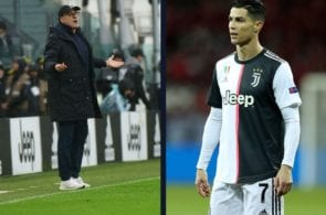 Ronaldo sends a message to Sarri I like to play with Dybala and Higuain