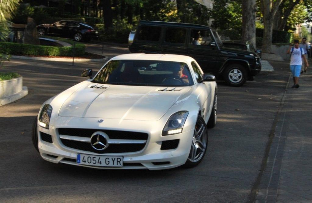 Mercedes-Benz C-Class Sports Coupé