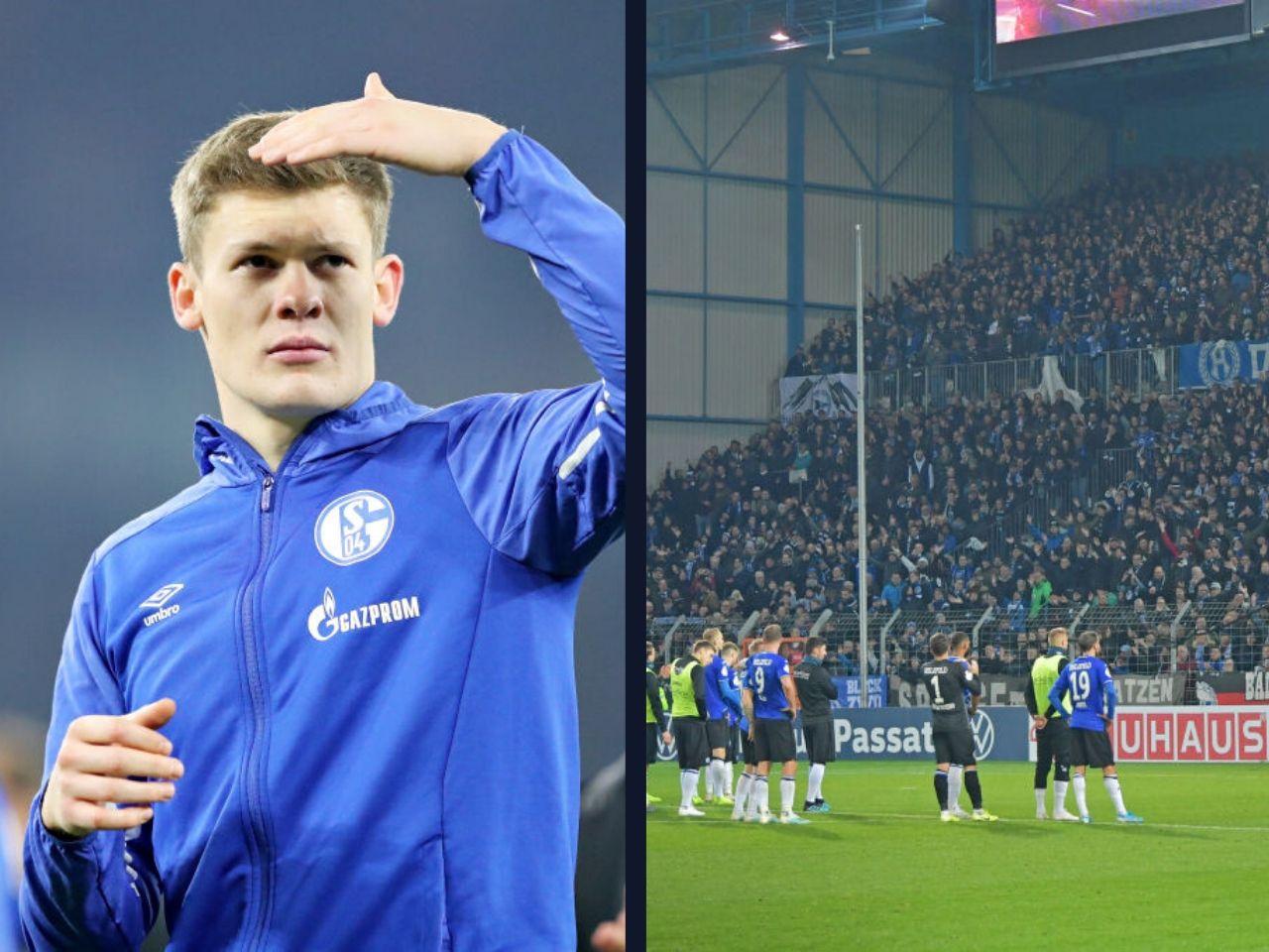 Alexander Nubel, Schalke 04, Bundesliga