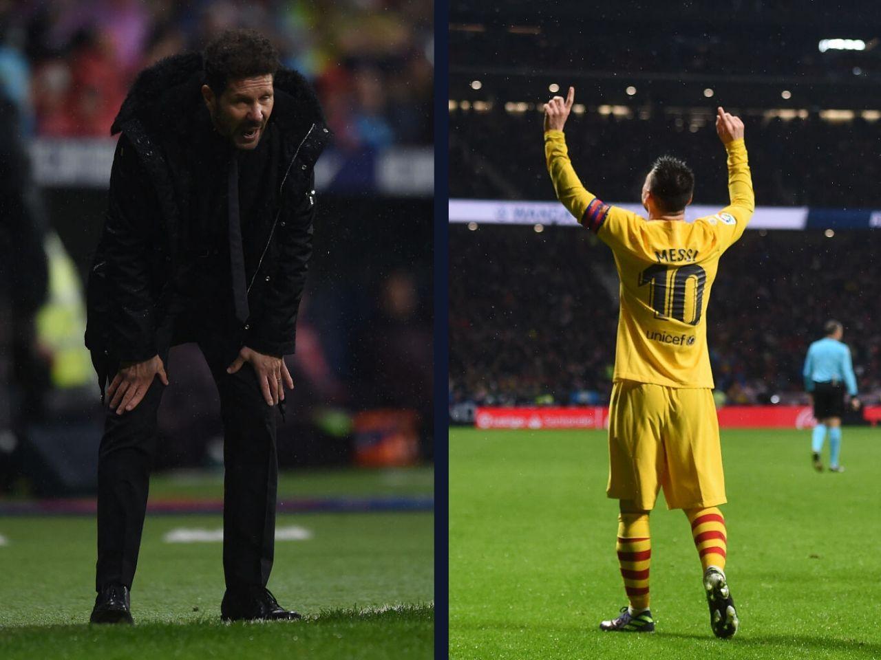 Diego Simeone, Atletico Madrid, La Liga