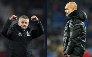 Solskjaer and Guardiola reveal their cards ahead of the big derby image