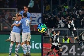 Lazio, Juventus